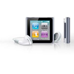 iPod Nano 6 8GB - Graphite