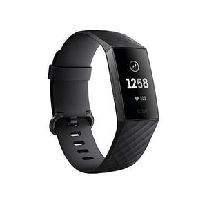 Fitbit Smart Watch Charge 3 HR - Graphite/Black