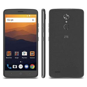 ZTE Max XL 16GB - Black - Locked Sprint