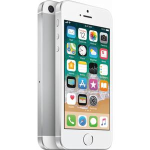 iPhone SE 16GB - Silver Unlocked