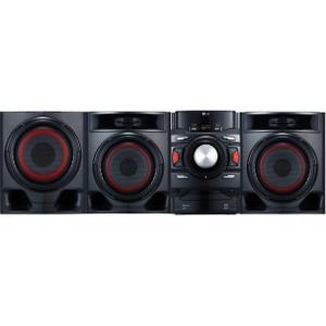 LG Electronics CM4590 Bluetooth Subwoofer - Black