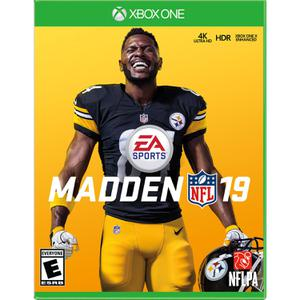 Madden NFL 19 - Game for Xbox One
