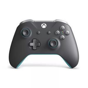 Microsoft Xbox One Wireless Controller - Dark Grey / Blue