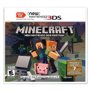 Minecraft - New Nintendo 3DS