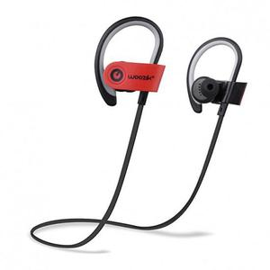 Earphone Bluetooth Woozik S102 - Red