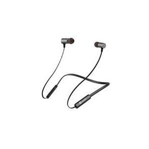 Earphones Bluetooth Woozik Flex  - Black