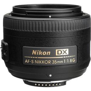 Camera Lens Nikon AFS Nikkor 35mm 1:1.8G