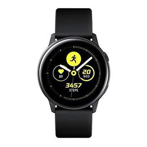 Smart Watch SM-R500N-GALAXY-WATCH-ACTIVE-BLACK GPS - Black