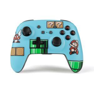 PowerA Wireless Controller for Nintendo Switch Super Mario Bros.3 edition - Blue