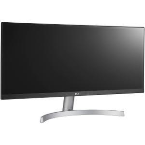 LG 29-inch 2560 x 1080 UW-FHD Monitor (29WK600-W)
