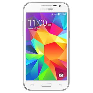 Galaxy Core Prime 8GB   - White Metro PCS