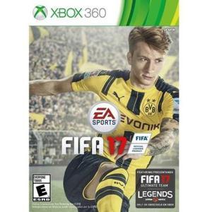 Xbox360 FIFA 17 (New Open Box)