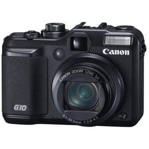 Compact Canon Powershot G10 - Black