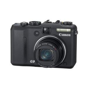 Compact Canon PowerShot  G9 - Black