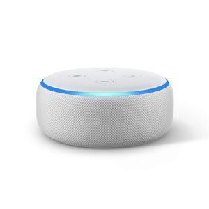 Amazon Echo Dot (3rd Gen) Smart Bluetooth Speaker - Sandstone