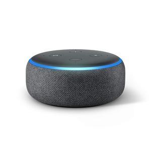 Amazon Echo Dot (3rd Gen) Smart Bluetooth Speaker - Charcoal