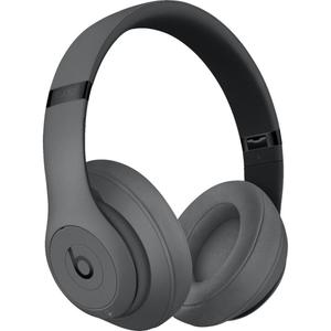 Beats By Dr. Dre Studio 3 Wireless Noise reducer Gaming Headphone Bluetooth with microphone - Gray