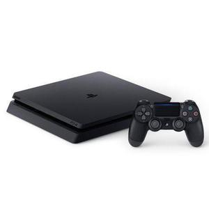 Sony PlayStation 4 Slim - 1TB - Jet Black