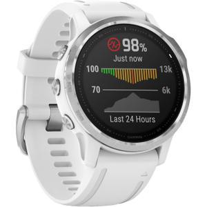 Watch Multisport GPS Garmin Fenix 6s - White