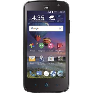 ZTE Majesty Pro 8GB  - Black Tracfone