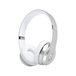 Beats by Dr. Dre Solo3 Wireless On-ear Headphones - Silver