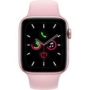Apple Watch Series 2 42mm - Rose Gold Aluminium Case - Pink Sport Band