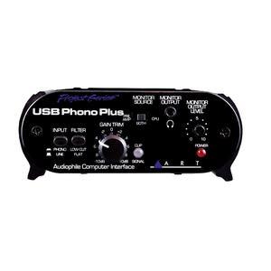 Preampli ART USB Phono Plus