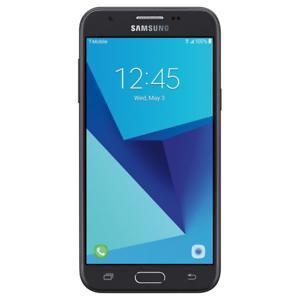 Galaxy J3 Prime 16GB - Black - Locked Metro PCS