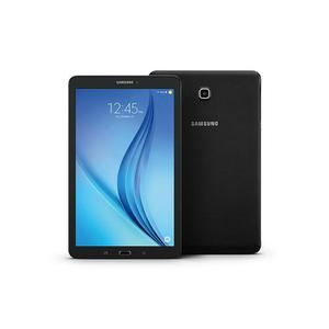 Galaxy Tab E (July 2015) 16GB  - Black - (GSM / HSPA)