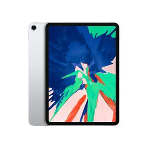 iPad Pro 11-inch 1st Gen (October 2018) 64GB - Silver - (Wi-Fi)