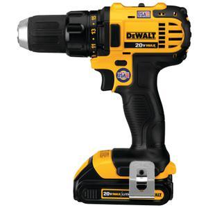 Cordless Compact Drill / Screwdriver Dewalt DCD780C2