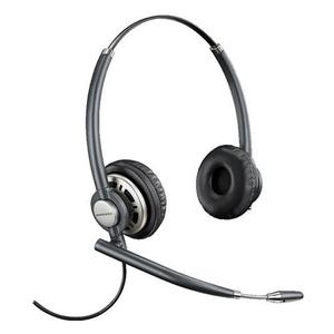EncorePro HW720-R Noise reducer Headphone with microphone - Black