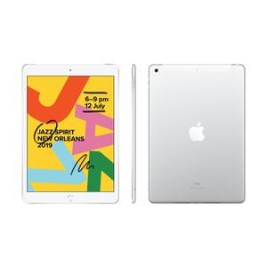 iPad 10.2-inch 7th Gen (September 2019) 128GB - Silver - (Wi-Fi)