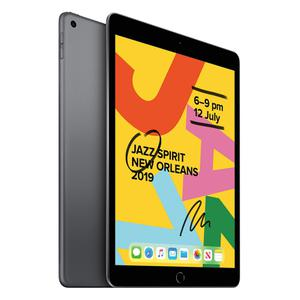 iPad 10.2-inch 7th Gen (September 2019) 32GB - Space Gray - (Wi-Fi + GSM/CDMA + LTE)