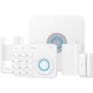 Ring Alarm Home Security Kit 5-piece -Monitoring