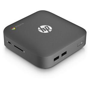 Hp Chromebox USFF Celeron 2500 MHz GHz - SSD 16 GB RAM 4GB