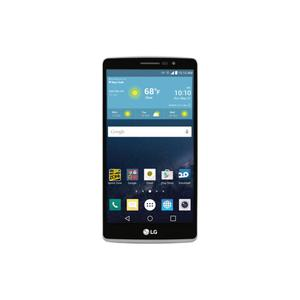 LG G Stylo 16GB   - Metallic Silver T-Mobile