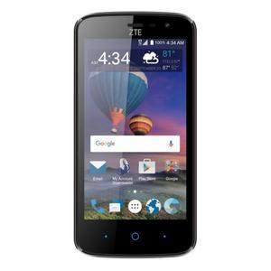 ZTE Majesty Pro Plus 16GB - Black - Locked Tracfone