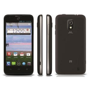 ZTE Solar 4GB - Black - Locked Tracfone