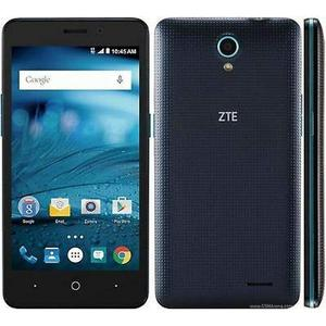 ZTE Avid Plus 8GB   - Blue Metro PCS