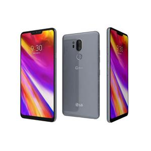 LG G7 ThinQ 64GB   - Platinum Gray AT&T