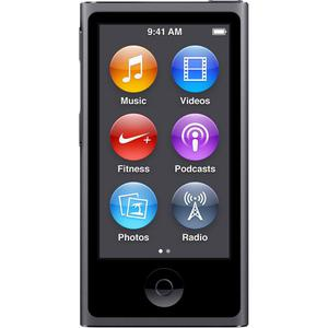 Apple iPod nano (7th Gen - 2015) 16GB - Space Gray
