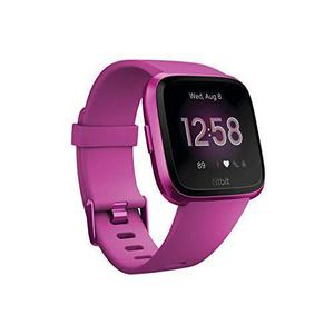 SmartWatch Cardio GPS Fitbit Versa Lite Edition  - Mulberry Aluminum