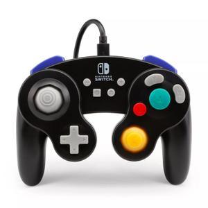 PowerA Wired Nintendo GameCube Controller - Black