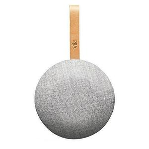 Portable Compact HiFi Bluetooth Speaker Vifa Reykjavik - Gray