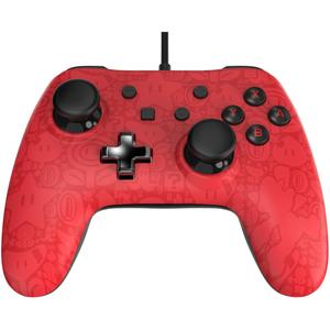 PowerA Super Mario Edition Wired Controller for Nintendo Switch - Red