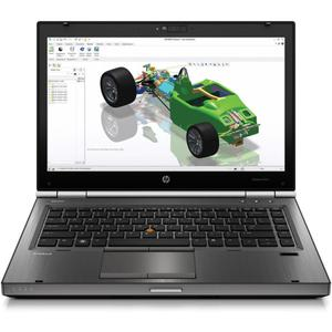 "HP EliteBook 8470W 14"""" (2008)"