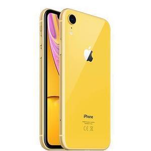 iPhone XR 64GB - Yellow - Fully unlocked (GSM & CDMA)