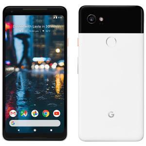 Google Pixel 2 XL 64GB - Black & White - Locked Sprint