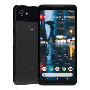 Google Pixel 2 XL 64GB - Just Black - Locked Sprint